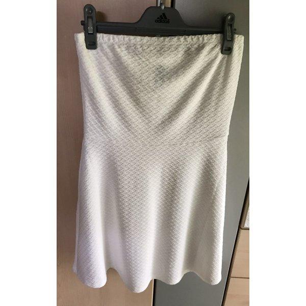 Weißes Kleid H&M Größe 36