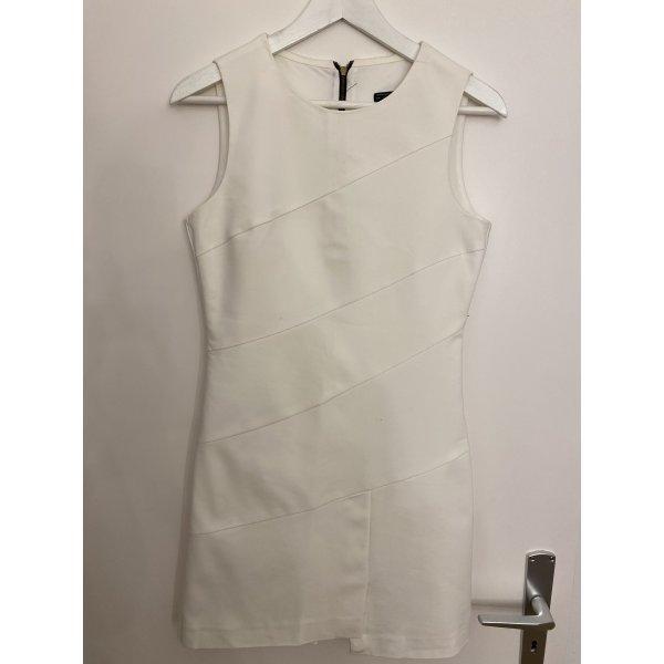 Weißes Mini Kleid