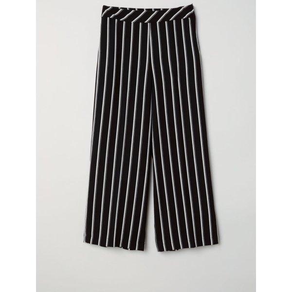 Weite Hose bzw. Culotte von H&M