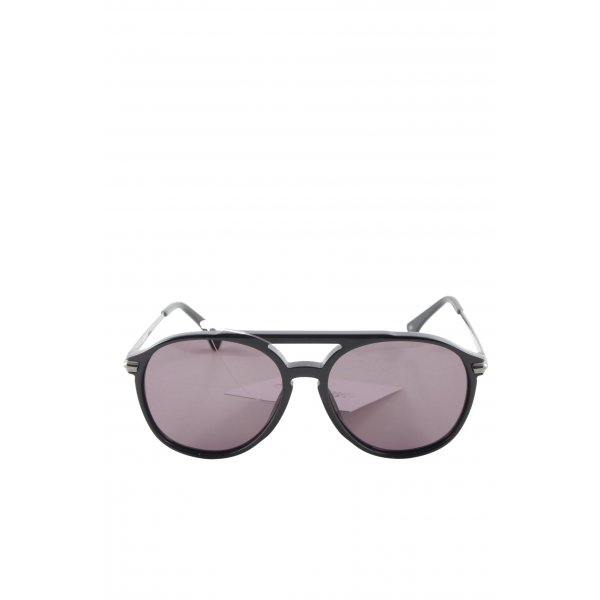 Wildfox Pilot Brille schwarz Casual-Look
