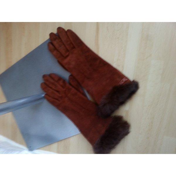 Wildleder Handschuhe ROECKL