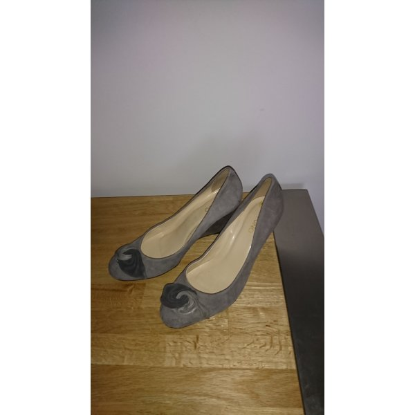 Wildleder Pumps Via Uno neu 38