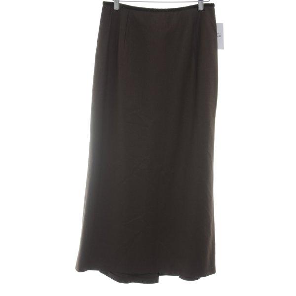 Windsor Kostüm braun-dunkelbraun Brit-Look