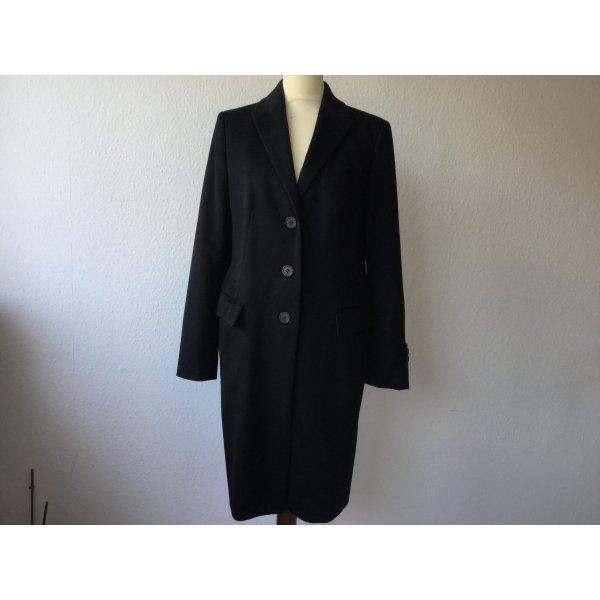 Windsor Mantel schwarz edel Gr. 38 klassisch Damen neuwertig