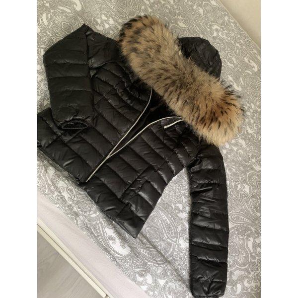 Winter/Herbst Jacke mit schönem echtfäll