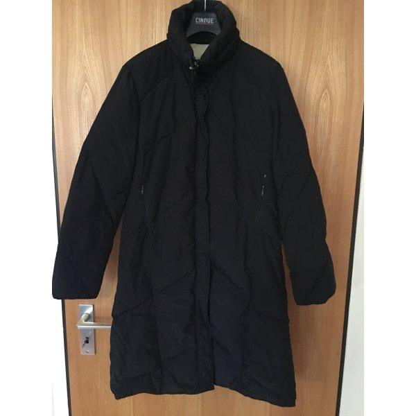 Blue Strenesse Winterjas zwart Polyester