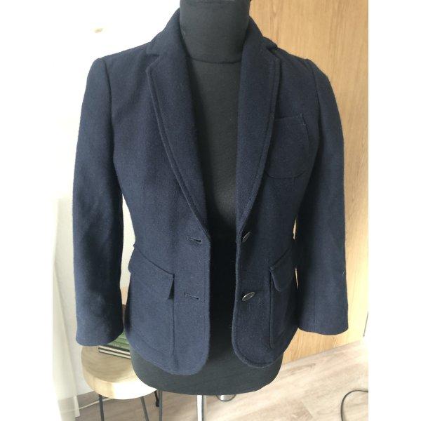 Woll Blazer von Abercrombie & Fitch, Größe S