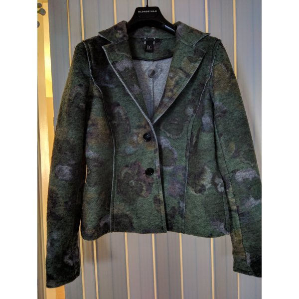 Best Connections Wool Jacket multicolored mixture fibre