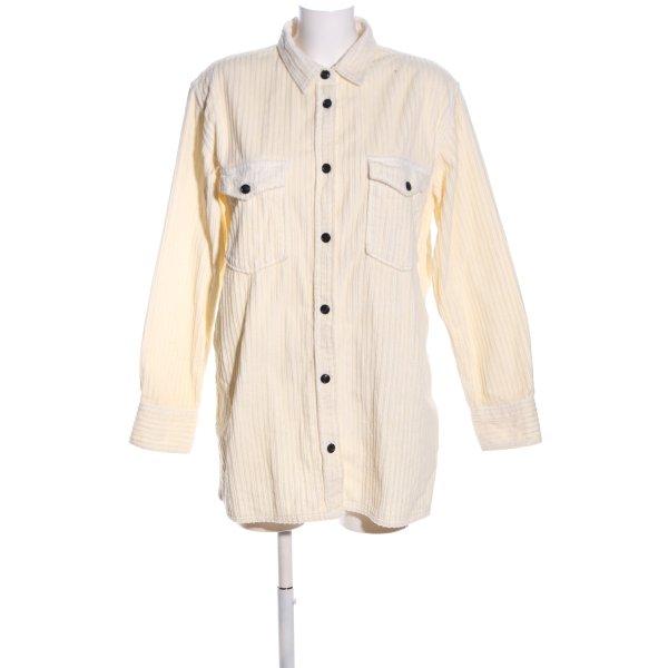 Woolrich Übergangsjacke blassgelb Casual-Look