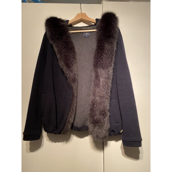 Woolrich Wolljacke Blau Größe S