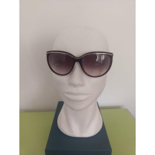 Wunderschöne, extravagante Sonnenbrille von Trussardi mit vielen Details, neu, NP 69€!