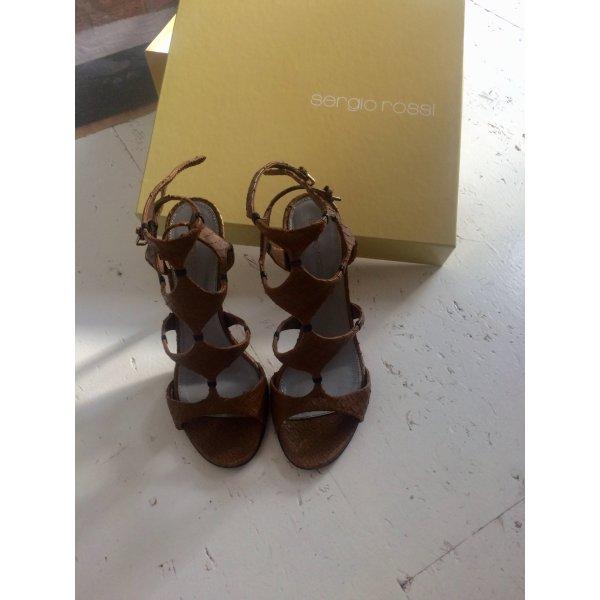 Wunderschöne Original SERGIO ROSSI high heels, Gr. 37,5