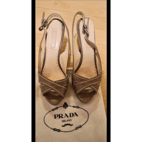Wunderschöne Prada Sandaletten