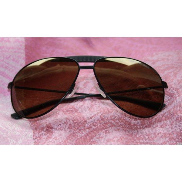 Emporio Armani Glasses black synthetic material