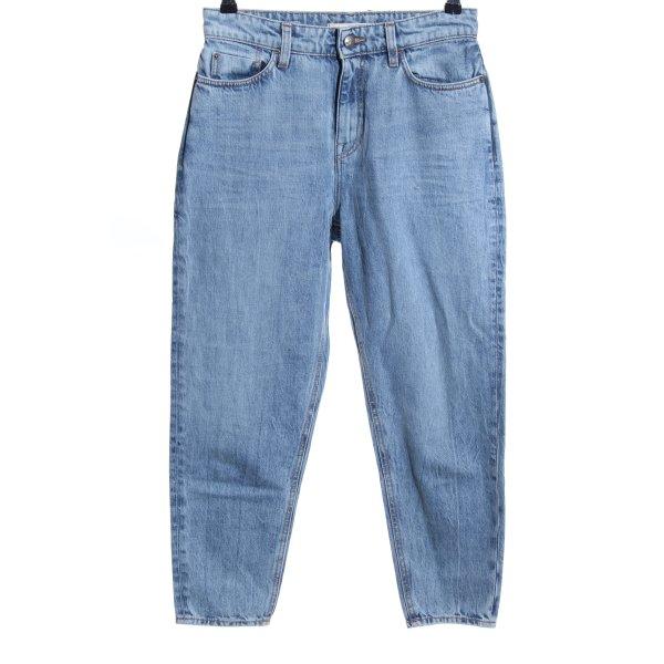 Wunderwerk High Waist Jeans blau Casual-Look