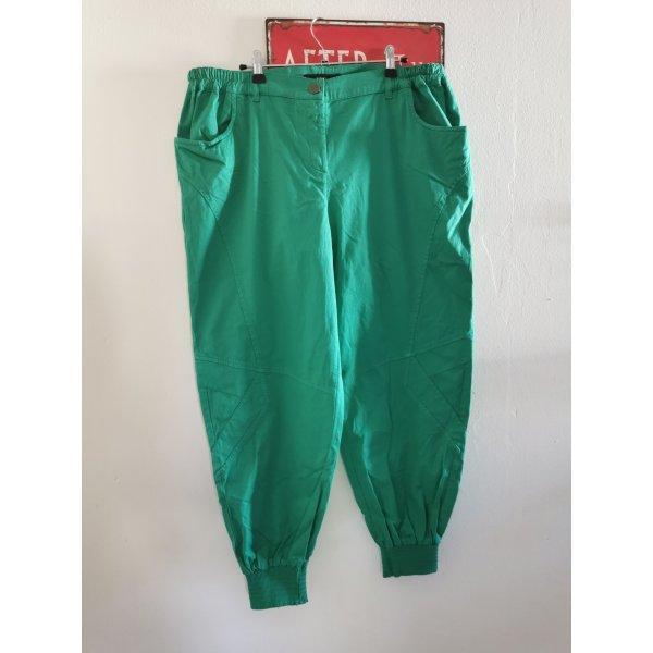 X-Two Damen Hanya Pant Comfort Fit Pumphose grün Größe 48 - 52