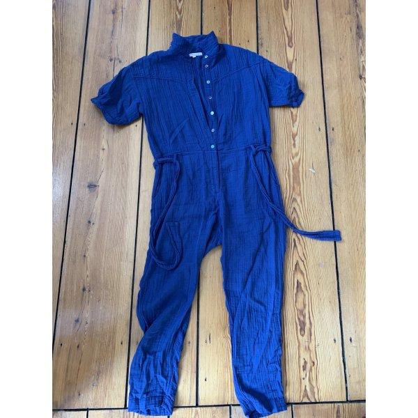 "Xirena Jumpsuit Anzug ""Theo"" dunkelblau S"