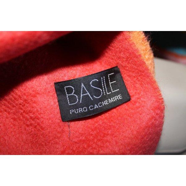 "Xmas: 100% Cashmere-Wollschal, NEU, ""BASILE"""