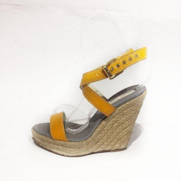 Yellow  DSquared2 Sandal
