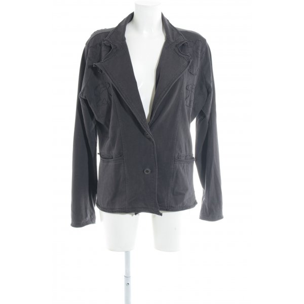 Yest Outdoorjacke anthrazit Mustermix Casual-Look