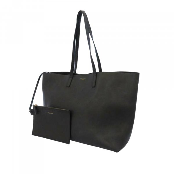 YSL EastWest Leather Tote Bag