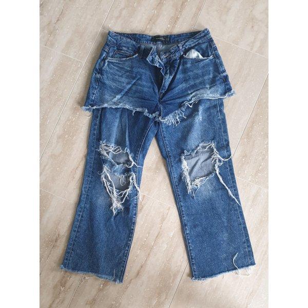 """Zara """"2 in 1"""" Jeans"""