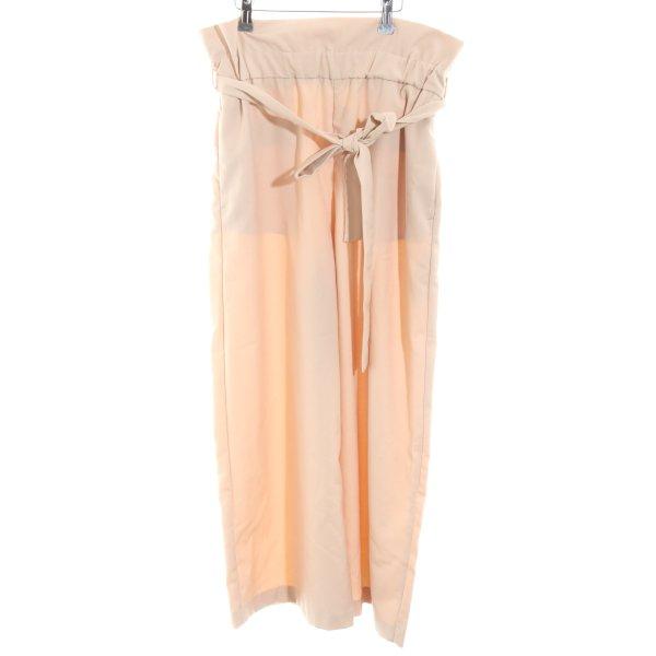 Zara Basic Culottes beige Elegant
