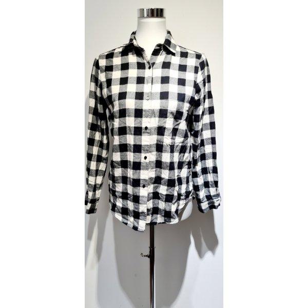 Zara Basic  Hemd Holzfäller Style