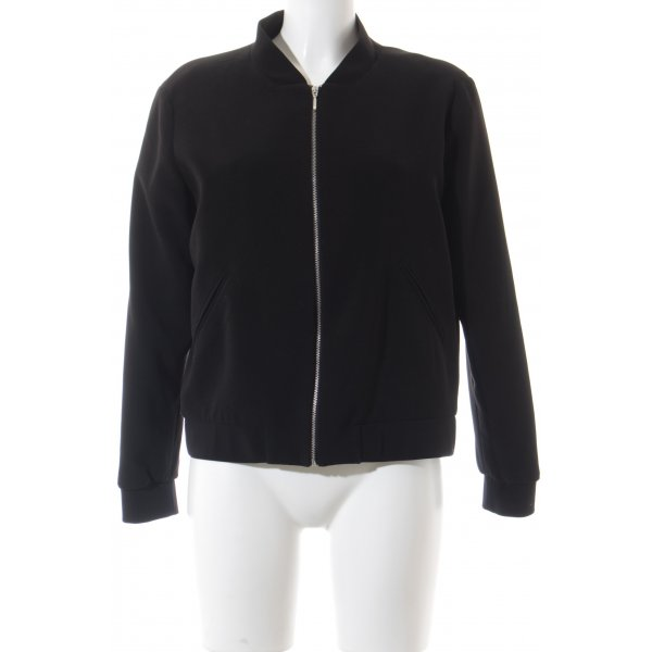 Zara Veste chemisier noir style simple