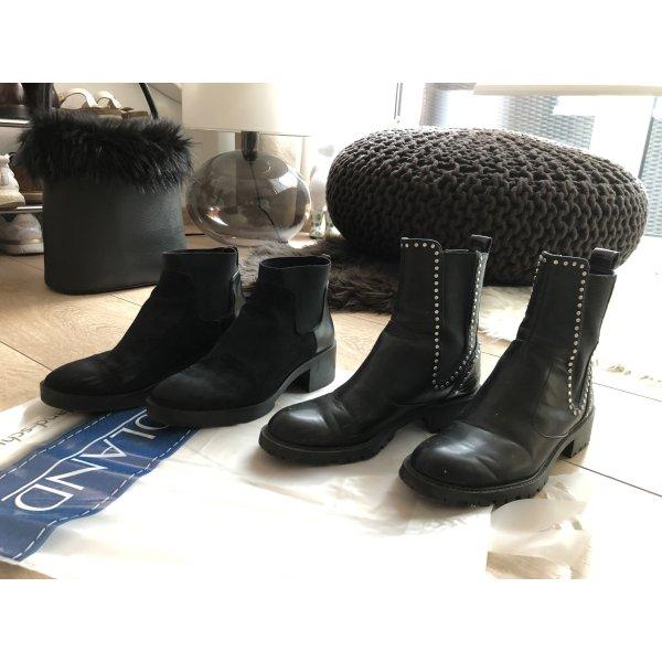 ZARA Boots mit Nieten
