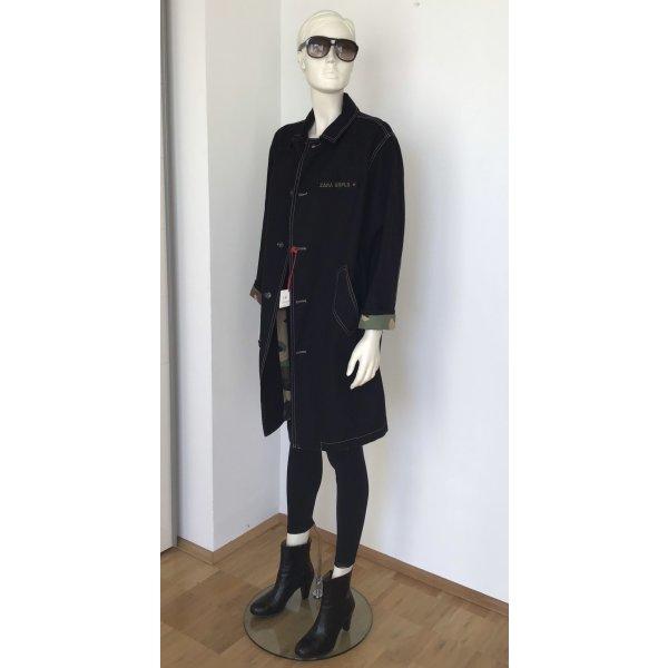 Zara Collection SRPLS Mantel (L) Neu