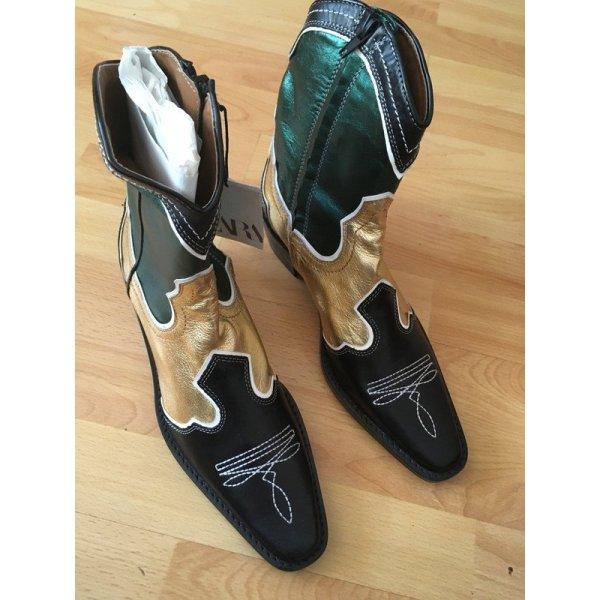 Zara Cowboy boots / neu GR 38