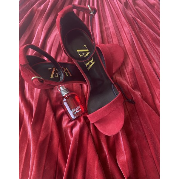 Zara High Heel Sandaletten