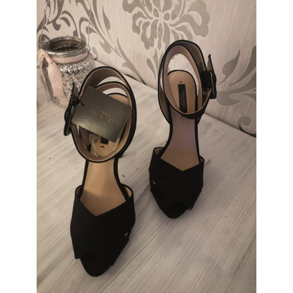 Zara High Heels New 37