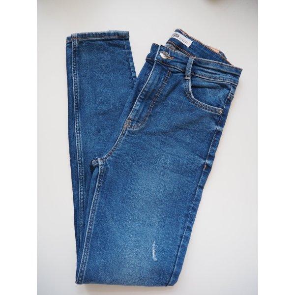 ZARA High Waist Jeans - Neu ohne Etikett