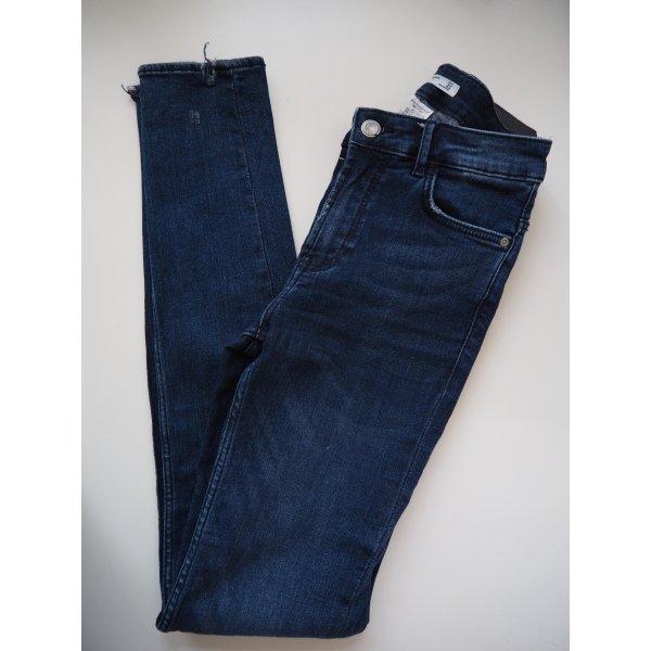 ZARA High Waist Jeans-Neu ohne Etikett