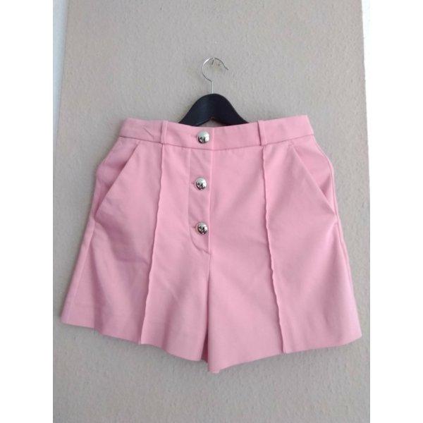 Zara hübsche Shorts in Rosa, Grösse 38, neu