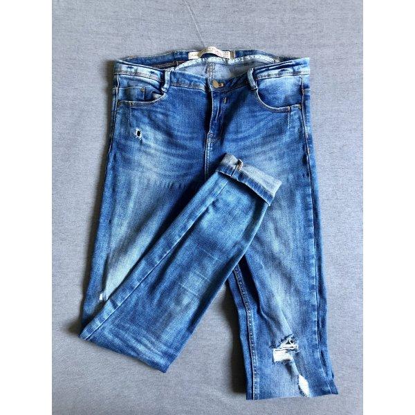 ZARA Jeans Premium Wash Gr. 38