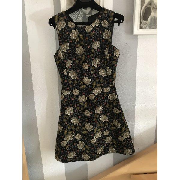 Zara Kleid Flora Größe 34 toll verarbeitet