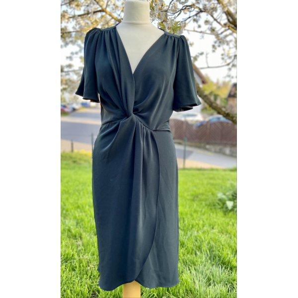 Zara, kurzes Kleid Größe 38, dunkelgrün