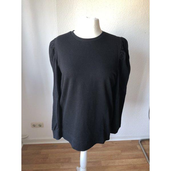 Zara langes Sweatshirt mit Puffärmeln