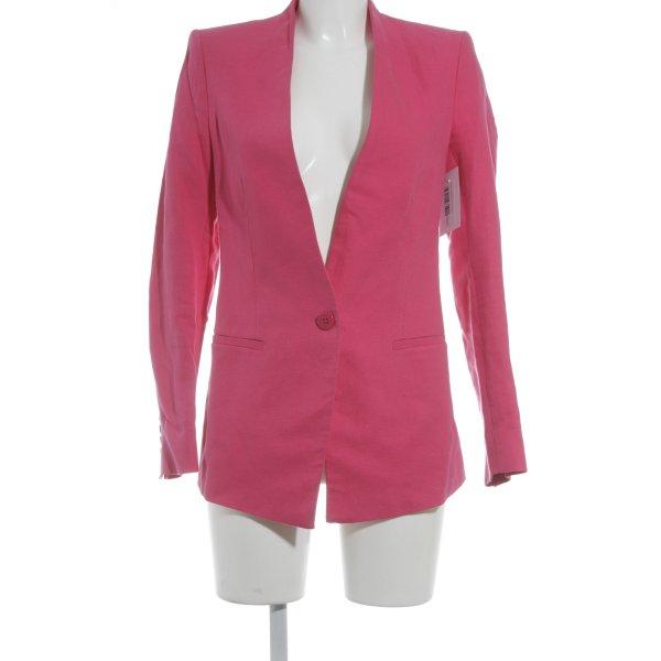 Zara Long-Blazer pink Elegant