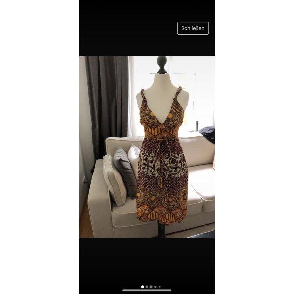 Zara mango kleid Wickelkleid
