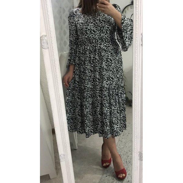 Zara Midikleid Blusenkleid Sommerkleid S ♥️