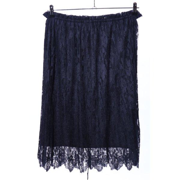 Zara Midirock blau Casual-Look