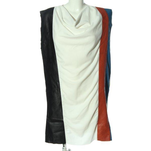 Zara Minikleid mehrfarbig Casual-Look