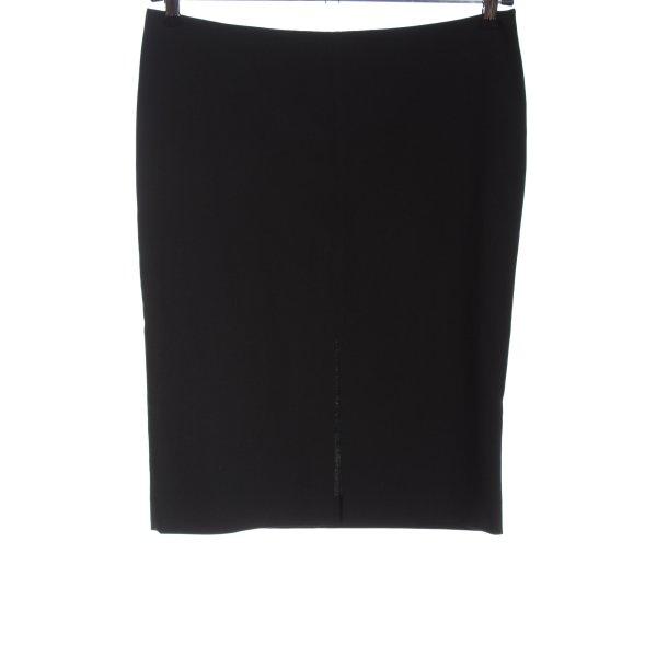 Zara Minirock schwarz Casual-Look