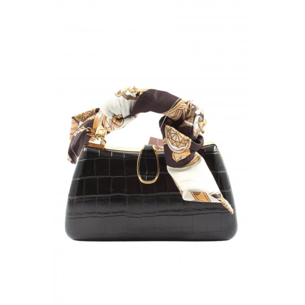 Zara Minitasche Allover-Druck Elegant
