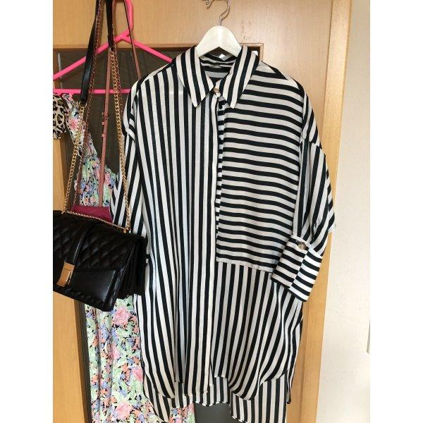 Zara Oversize Kleid Bluse