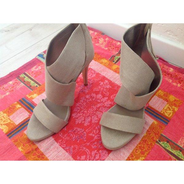 Zara Chaussures argenté